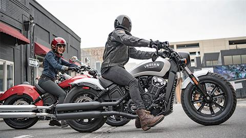 2019 Indian Scout® Bobber ABS in Panama City Beach, Florida