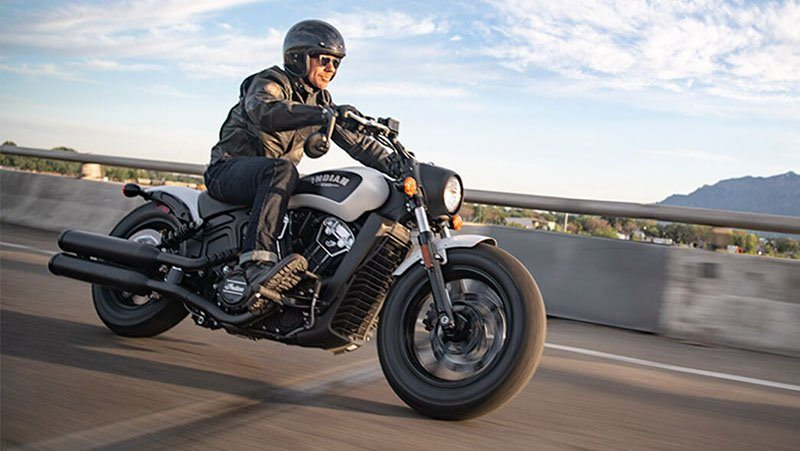 2019 Indian Scout Bobber ABS 12
