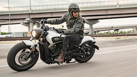 2019 Indian Scout® Bobber ABS in Racine, Wisconsin