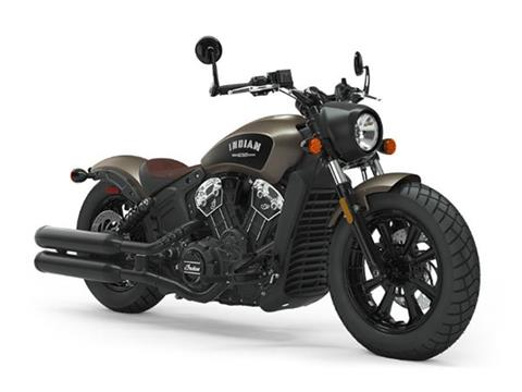 2019 Indian Scout® Bobber ABS in Broken Arrow, Oklahoma - Photo 1