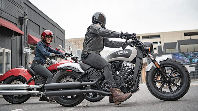 2019 Indian Scout® Bobber ABS in San Jose, California - Photo 6