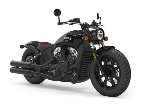 2019 Indian Scout® Bobber ABS in Norman, Oklahoma - Photo 1
