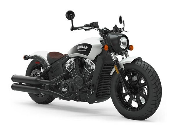 2019 Indian Scout® Bobber ABS in Greer, South Carolina - Photo 1
