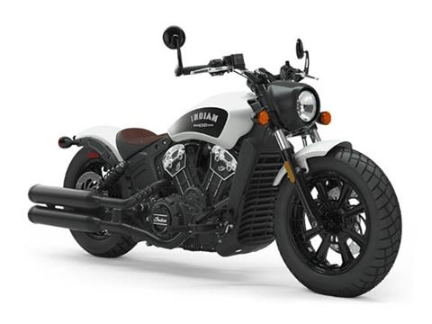 2019 Indian Scout® Bobber ABS in Ferndale, Washington - Photo 1