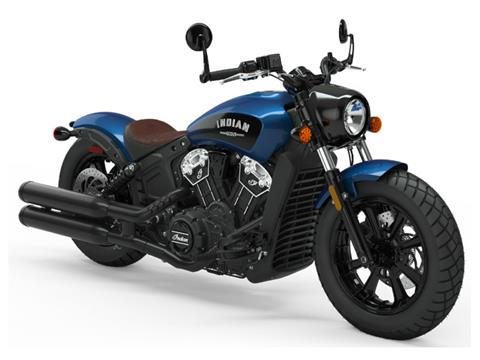2019 Indian Scout® Bobber ABS Icon Series in Racine, Wisconsin