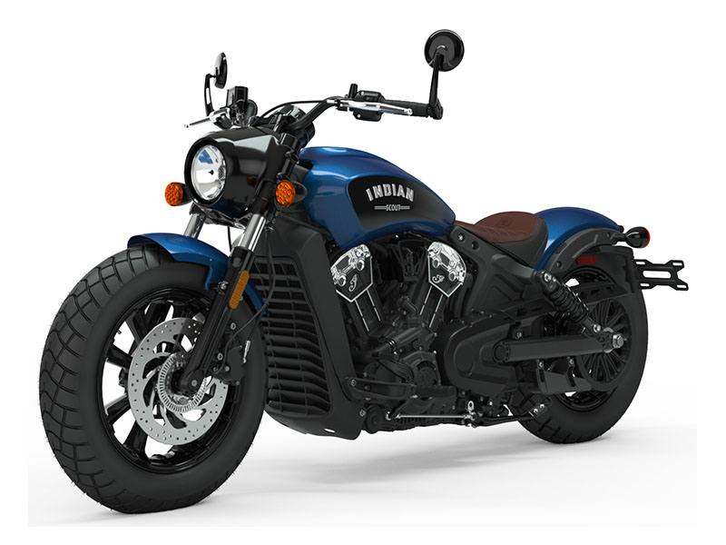 2019 Indian Scout® Bobber ABS Icon Series in Ottumwa, Iowa - Photo 2