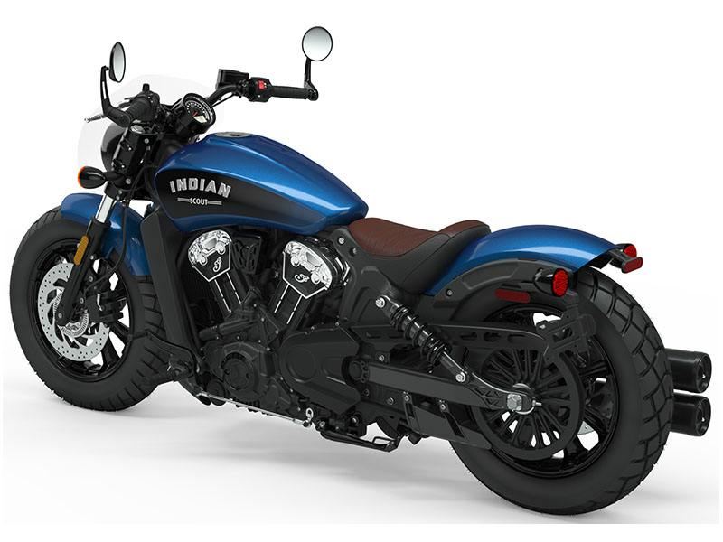 2019 Indian Scout® Bobber ABS Icon Series in Ottumwa, Iowa - Photo 6