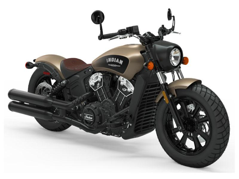 2019 Indian Scout® Bobber ABS Icon Series in Fleming Island, Florida - Photo 1