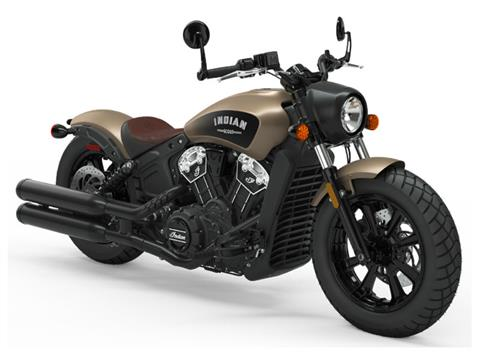 2019 Indian Scout® Bobber ABS Icon Series in Ottumwa, Iowa