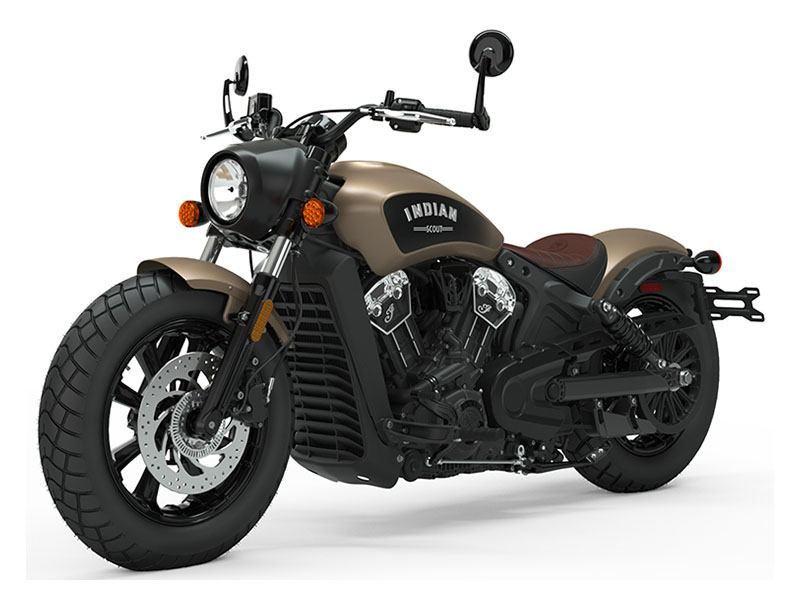 2019 Indian Scout® Bobber ABS Icon Series in Ferndale, Washington - Photo 2