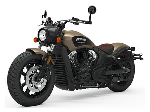 2019 Indian Scout® Bobber ABS Icon Series in Marietta, Georgia