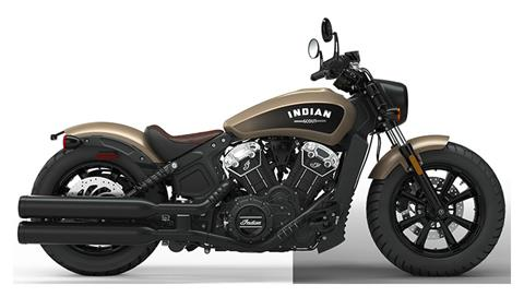 2019 Indian Scout® Bobber ABS Icon Series in Muskego, Wisconsin
