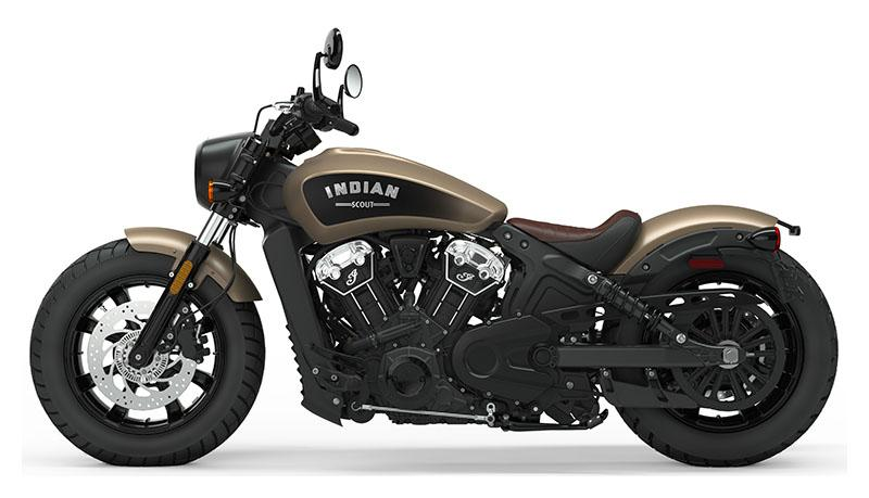 2019 Indian Scout® Bobber ABS Icon Series in Newport News, Virginia - Photo 4