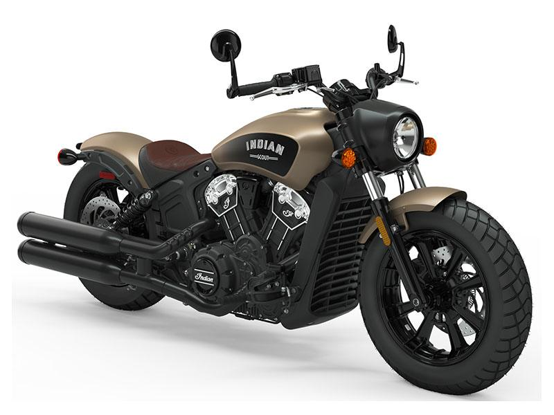 2019 Indian Scout® Bobber ABS Icon Series in Auburn, Washington - Photo 5