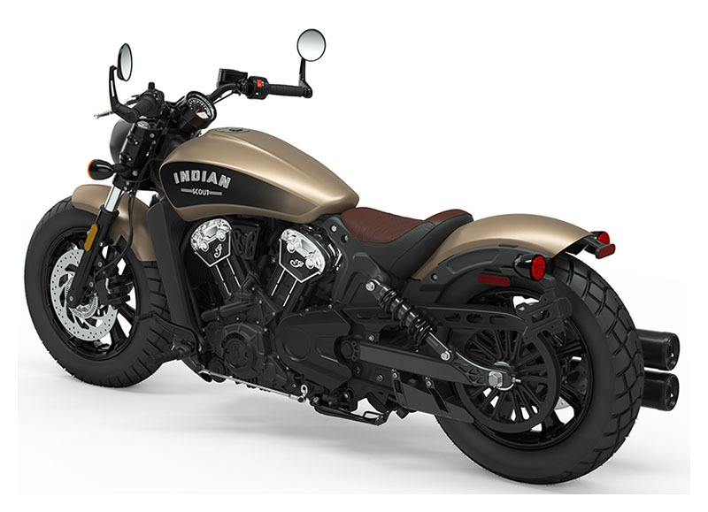 2019 Indian Scout® Bobber ABS Icon Series in Westfield, Massachusetts