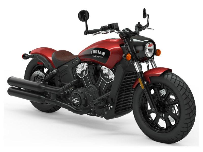 2019 Indian Scout® Bobber ABS Icon Series in Saint Michael, Minnesota - Photo 1