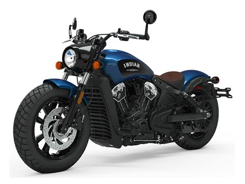 2019 Indian Scout® Bobber ABS Icon Series in Hollister, California