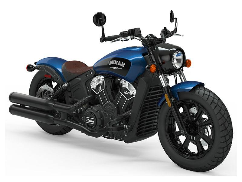 2019 Indian Scout® Bobber ABS Icon Series in EL Cajon, California - Photo 5
