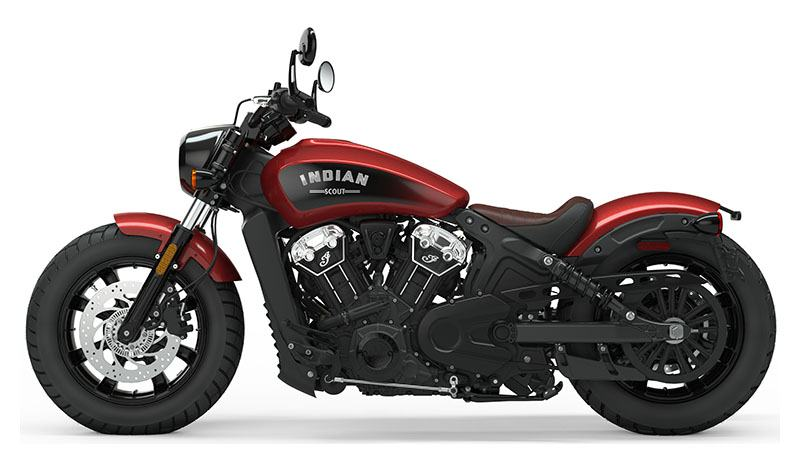 2019 Indian Scout® Bobber ABS Icon Series in Dublin, California - Photo 4