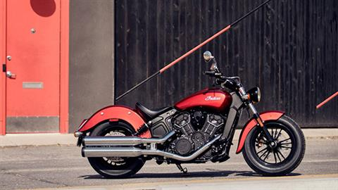 2019 Indian Scout® Sixty in Hollister, California