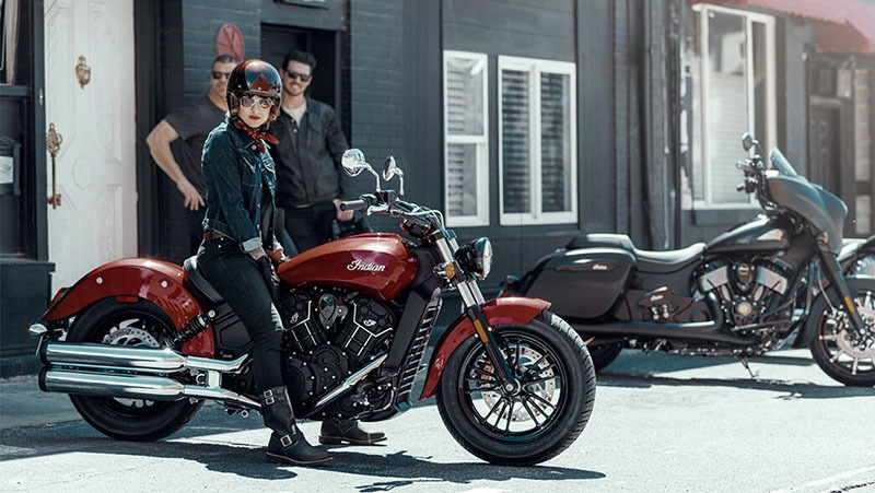 2019 Indian Scout® Sixty ABS in Saint Clairsville, Ohio - Photo 2