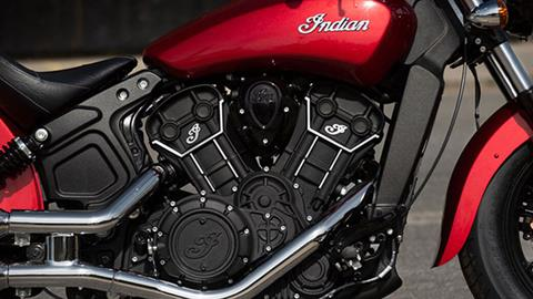 2019 Indian Scout® Sixty ABS in Hollister, California - Photo 4