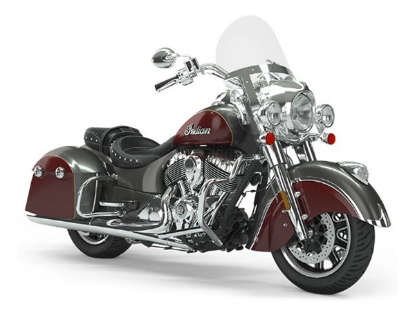 2019 Indian Springfield™ ABS in Neptune, New Jersey
