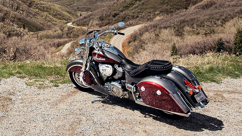 2019 Indian Springfield® ABS in Hollister, California