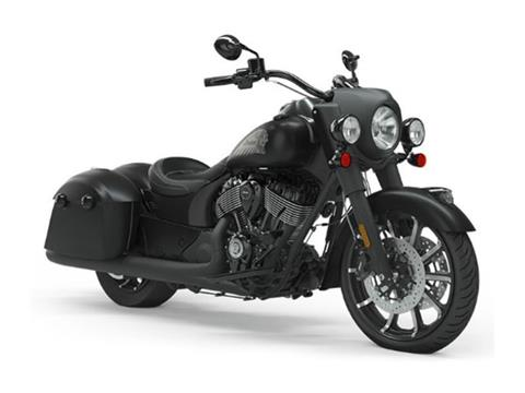 2019 Indian Springfield™ Dark Horse in Broken Arrow, Oklahoma
