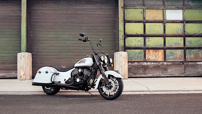 2019 Indian Springfield™ Dark Horse in Neptune, New Jersey