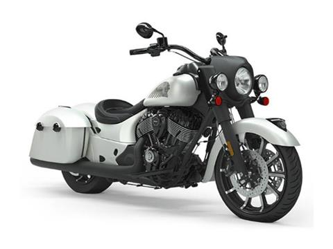 2019 Indian Springfield™ Dark Horse in Elkhart, Indiana