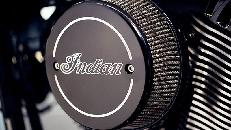 2019 Indian Springfield® Dark Horse® ABS in Auburn, Washington