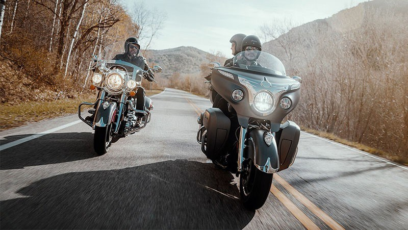 2019 Indian Roadmaster ABS 5