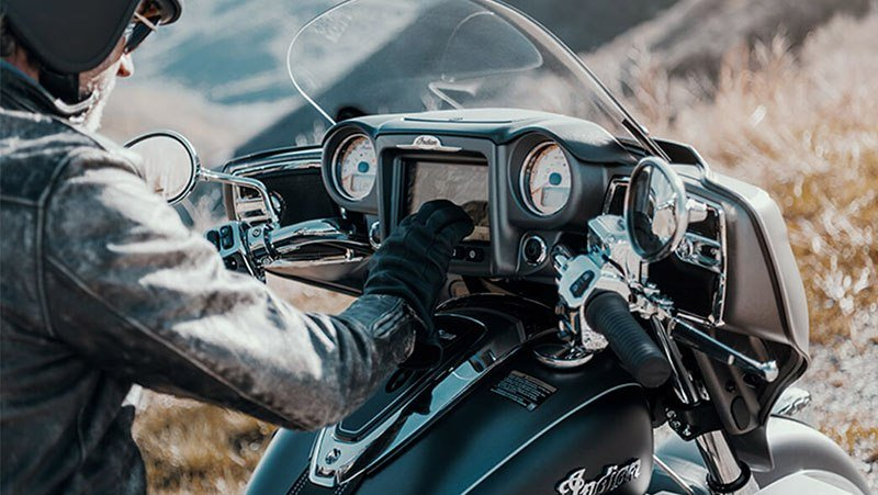 2019 Indian Roadmaster ABS 6