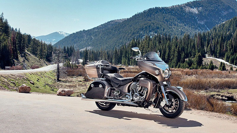 2019 Indian Roadmaster ABS 8