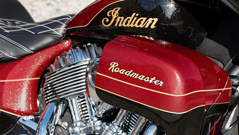 2019 Indian Roadmaster® Elite ABS in Chesapeake, Virginia - Photo 3