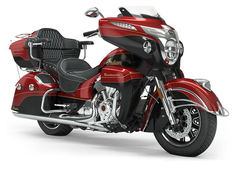 2019 Indian Roadmaster® Elite ABS in Chesapeake, Virginia - Photo 1