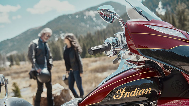2019 Indian Roadmaster® Elite ABS in Saint Michael, Minnesota - Photo 8