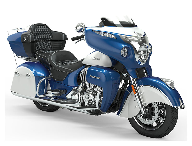 2019 Indian Roadmaster® Icon Series in Elkhart, Indiana