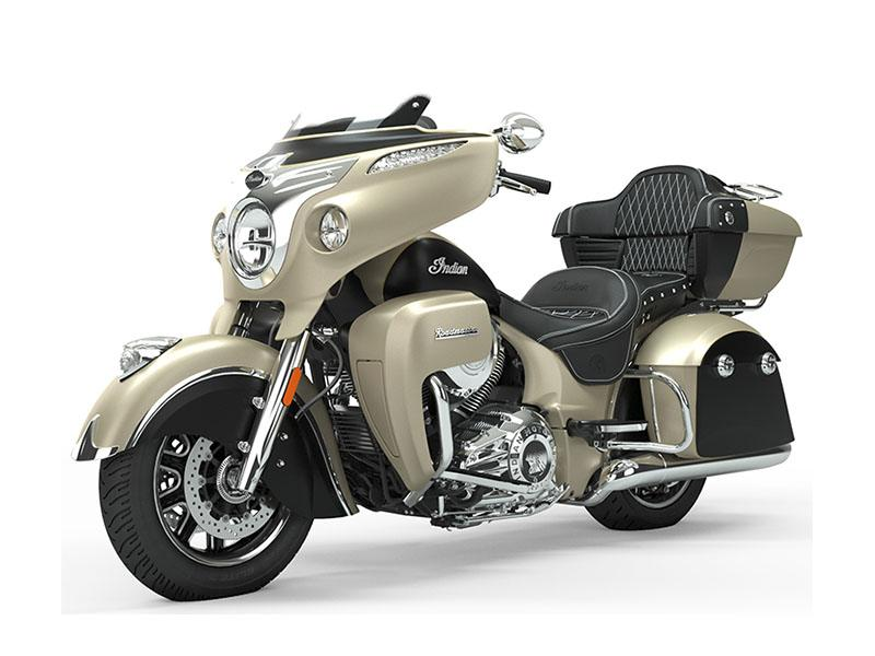 2019 Indian Roadmaster® Icon Series in Ferndale, Washington
