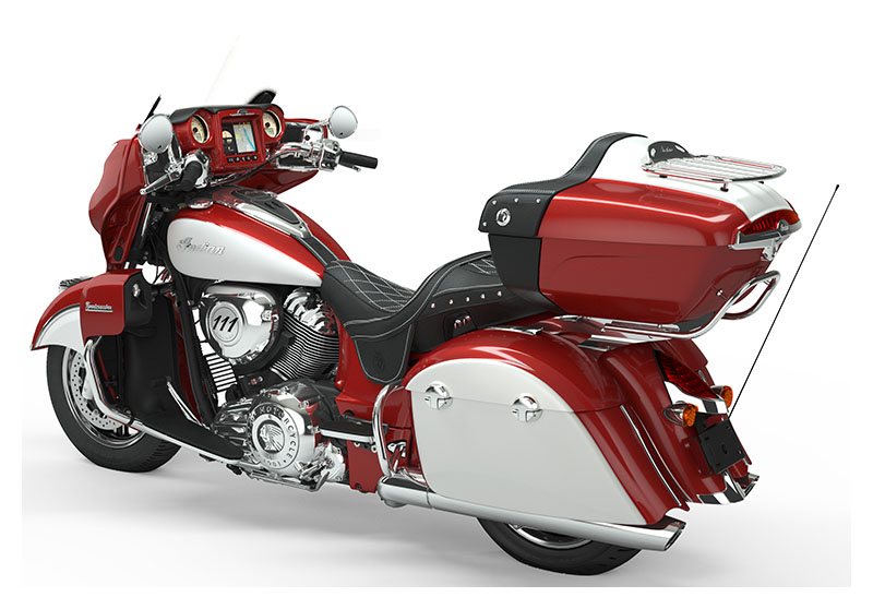 2019 Indian Roadmaster® Icon Series in Mineola, New York