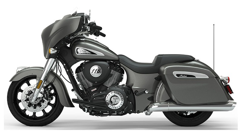 2020 Indian Chieftain® in Ferndale, Washington - Photo 4