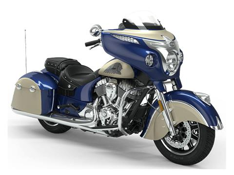 2020 Indian Chieftain® Classic in Racine, Wisconsin