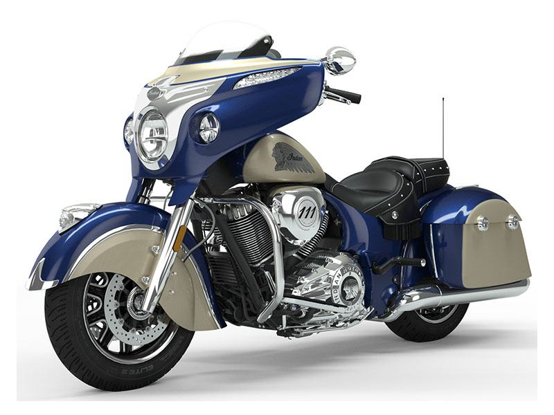 2020 Indian Chieftain® Classic in Norman, Oklahoma - Photo 2