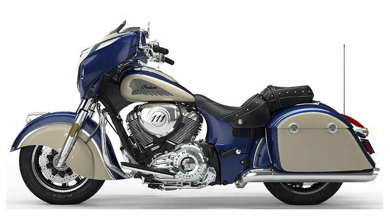 2020 Indian Chieftain® Classic in Mineola, New York - Photo 4