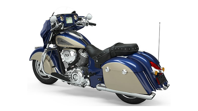 2020 Indian Chieftain® Classic in Lebanon, New Jersey - Photo 5