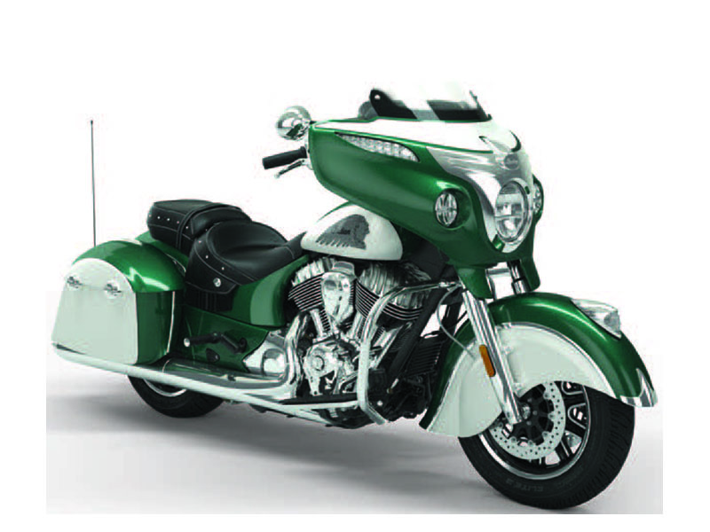 2020 Indian Chieftain® Classic Icon Series in O Fallon, Illinois
