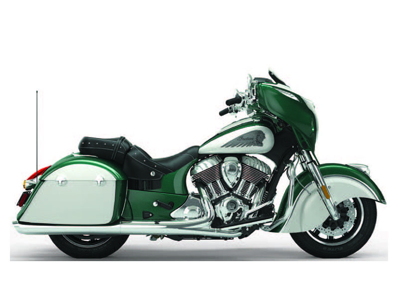 2020 Indian Chieftain® Classic Icon Series in Fort Worth, Texas - Photo 2