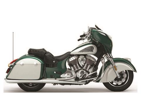 2020 Indian Chieftain® Classic Icon Series in Broken Arrow, Oklahoma - Photo 2