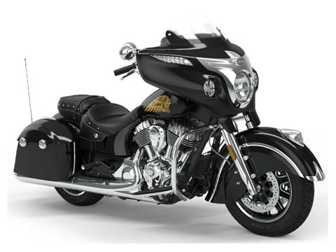 2020 Indian Chieftain® Classic in Waynesville, North Carolina